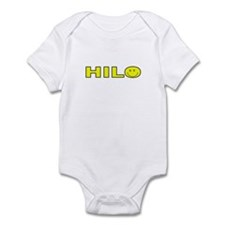 Hilo, Hawaii Infant Bodysuit