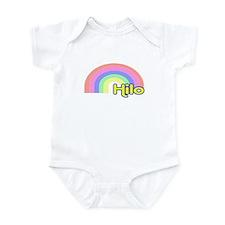 Hilo, Hawaii Infant Bodysuit