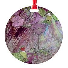 Humming Birds Ornament