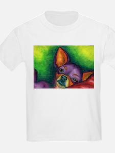 Lazy Chihuahua T-Shirt