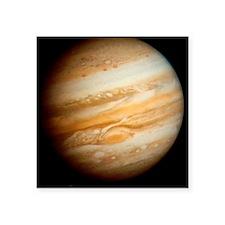 "Jupiter Square Sticker 3"" x 3"""