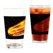 Meteor Drinking Glass