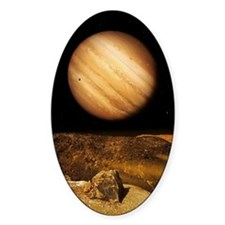 Jupiter from Io Decal