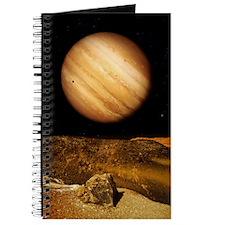 Jupiter from Io Journal