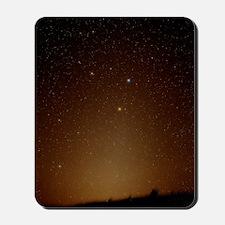 Leo constellation Mousepad