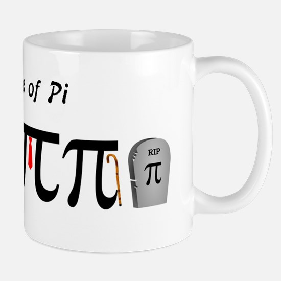 The Life of Pi Mug