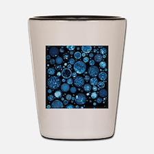 Multiple universes Shot Glass