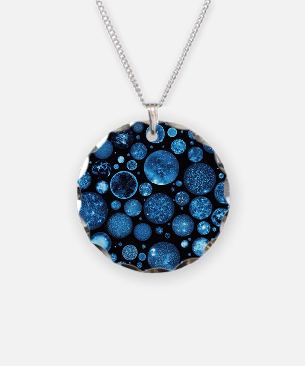 Multiple universes Necklace