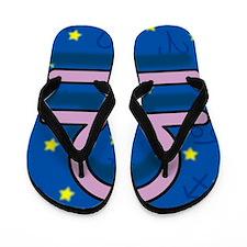 Libra Flip Flops