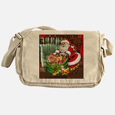 sc_queen_duvet_2 Messenger Bag