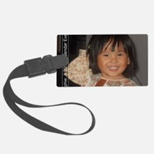 sophie calendar cover Luggage Tag
