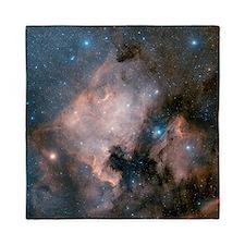 North America nebula Queen Duvet