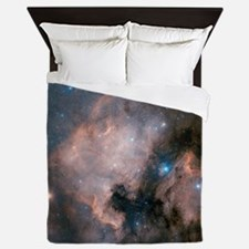 North America nebula Queen Duvet