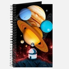 Observing the planets Journal