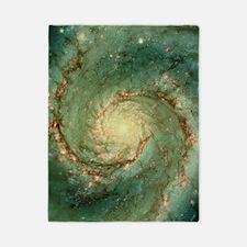M51 whirlpool galaxy Twin Duvet