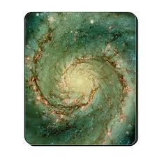 M51 whirlpool galaxy Mousepad