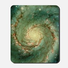 M51 whirlpool galaxy Mousepad