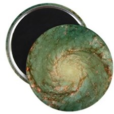 M51 whirlpool galaxy Magnet