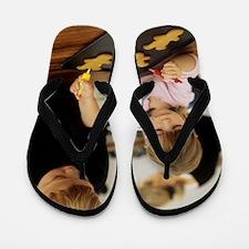 Making biscuits Flip Flops