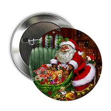 """sc_oval_2_ornament 2.25"""" Button"""