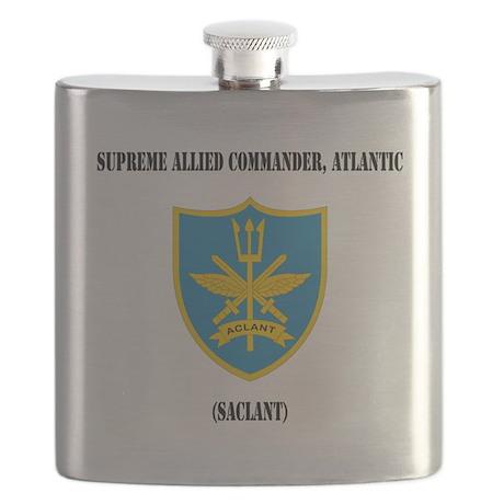 Supreme Allied Commander, Atlantic (SACLANT) Flask