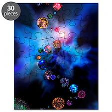 Multiple universes Puzzle