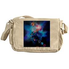 Multiple universes Messenger Bag