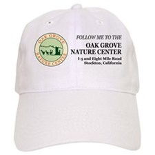 Nature Center bumper sticker Baseball Cap
