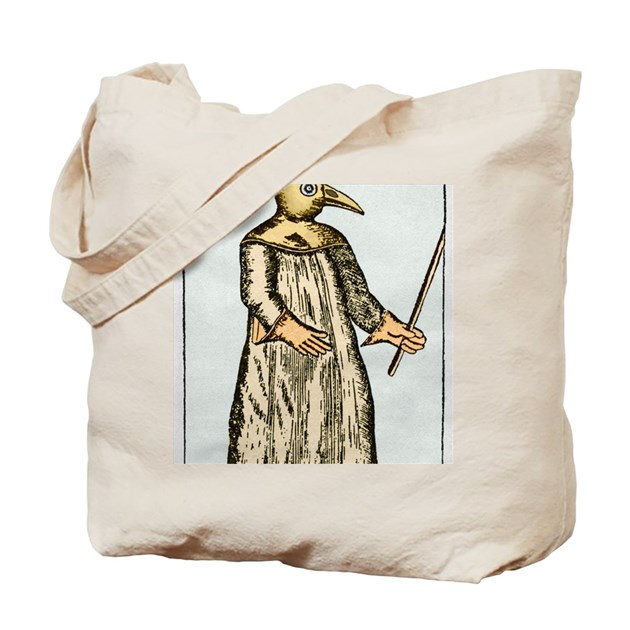plague doctor france 18th century tote bag by admin cp66866535. Black Bedroom Furniture Sets. Home Design Ideas