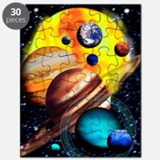 Planets Puzzle