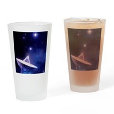 Radio telescope Drinking Glass