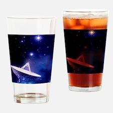 Radio telescope Drinking Glass