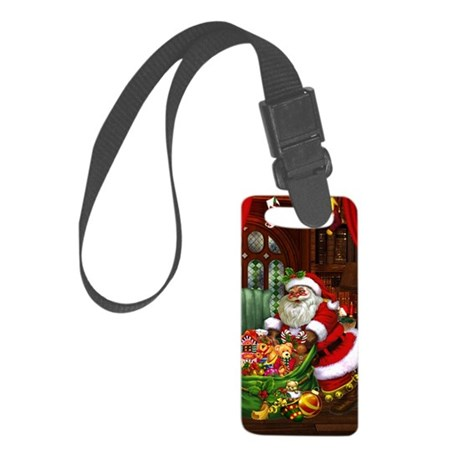sc_wall_pell_35_21 Small Luggage Tag
