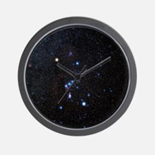 Orion constellation Wall Clock