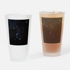 Orion constellation Drinking Glass