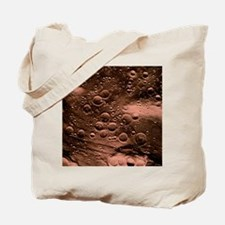 Planned landing site, Fra Mauro area Tote Bag