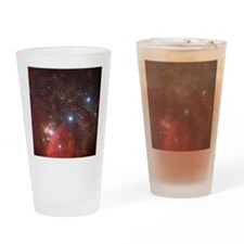 Orion's Belt Drinking Glass