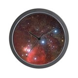 Astrophysics Wall Clocks