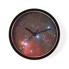 Orion's Belt Wall Clock