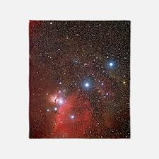 Orion's Belt Throw Blanket
