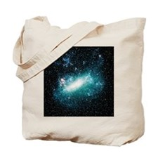 Optical image of the Large Magellanic Clo Tote Bag