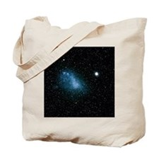 Optical image of the Small Magellanic Clo Tote Bag