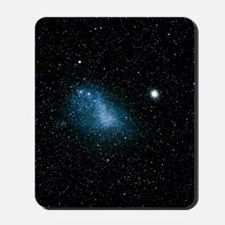 Optical image of the Small Magellanic Cl Mousepad
