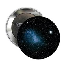 """Optical image of the Small Magellanic 2.25"""" Button"""