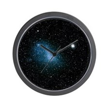 Optical image of the Small Magellanic C Wall Clock