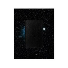 Optical image of the Small Magellani Picture Frame