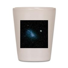 Optical image of the Small Magellanic C Shot Glass