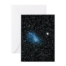 Optical image of the Small Magellani Greeting Card