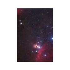 Orion nebulae Rectangle Magnet