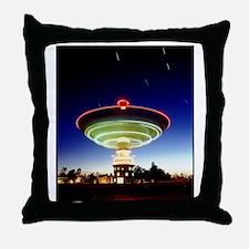 Parkes radio telescope, Australia Throw Pillow